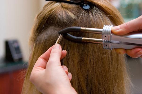 Как в домашних условиях сделать наращивание волос
