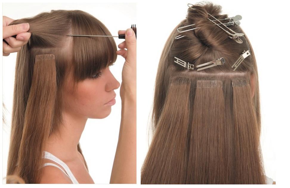 Как самостоятельно снять волосы нарощенные